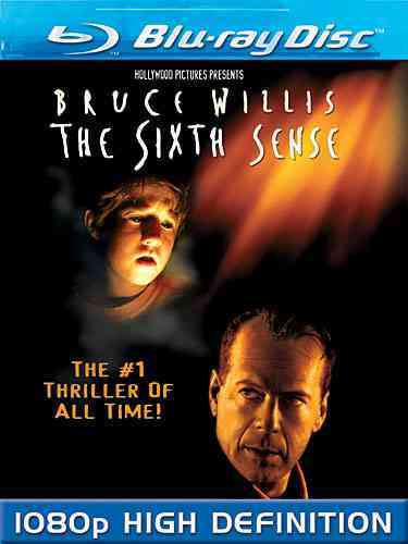 SIXTH SENSE BY WILLIS,BRUCE (Blu-Ray)